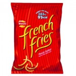 Walkers FRENCH FRIES Ready Salted Crisps (21g) (Best Before: 16.01.21)