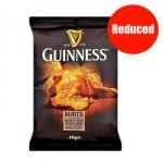 Burts Guinness Crisps (40g) (Best Before: 27.07.19) (REDUCED)