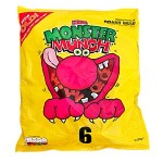 Monster Munch Roast Beef MULTI - 6pk (BBD: 27/5/17) **NEW**