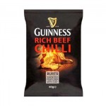 Burts Guinness Rich Beef Chilli Crisps (40g) (BBD: 9-Sep-16) **NEW**