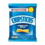 Smiths Chipsticks Salt & Vinegar - PMP (37g) (Best Before: 23/12/17)