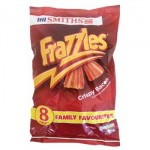 Walkers Frazzles Multipack (8x18g) Best Before: 1/10/16) **NEW**