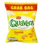 Quavers Cheese - GRAB BAG - 34g (Best Before: 23.01.21)