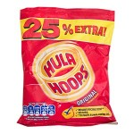 Hula Hoops ORIGINAL (43g)  (Best Before: 19/08/17)  **NEW SIZE**