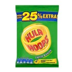 Hula Hoops CHEESE & ONION (43g)  (Best Before: 05/08/17) **NEW SIZE**