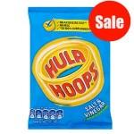 Hula Hoops Salt & Vinegar (43g) (Best Before: 30/09/17) **50% OFF**