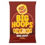 Hula Hoops BIG HOOPS BBQ Beef (50g - Grab Bag) (Best Before: 02.01.21) (CLEARANCE)
