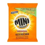Jacobs/McVities Mini Cheddars (35g Bag) (Best Before: 26.08.18)