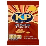 KP Dry Roasted Peanuts - 50g (Best Before: 11.01.20)