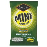 Jacobs Mini Cheddars Branston Pickle (50g Bag) (Best Before: 04.05.19) *NEW*