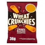 Wheat Crunchies Crispy Bacon - PMP - 36g (Best Before: 26.10.19) (REDUCED)
