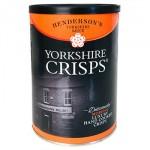 Yorkshire Crisps - Hendersons Yorkshire Sauce - 100g Drum (BBD: 14.04.20) (50% OFF)