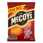 McCoys Flame Grilled Steak - GRAB BAG - 47.5g (Best Before:  10.04.21) *30% OFF*