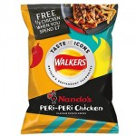 Walkers Nandos Peri-Peri Chicken Crisps (32.5g) (Best Before: 18.07.20)  *LIMITED EDITION*