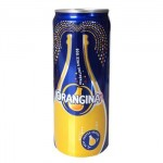 Orangina (330ml can) (Best Before End: 08/2017)