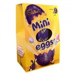 Cadbury Mini Eggs Medium Easter Egg - 130g