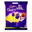 Cadbury Dairy Milk Mini Eggs (93g Bag)