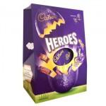 Cadbury Heroes Easter Egg - Large 254g