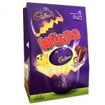 Cadbury Wispa Easter Egg - Large 249g