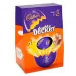Cadbury Double Decker Easter Egg - Large 287g