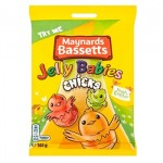 Bassetts Jelly Babies CHICKS - 165g Bag (BB: 02.08.19) (REDUCED)