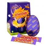 Cadbury Crunchie Easter Egg - Large 258g