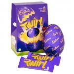 Cadbury Twirl Easter Egg - Large 262g
