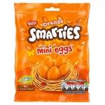 Smarties ORANGE Mini Eggs - 90g Bag