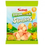 Swizzels DrumCHICK Squashies - 160g (Best Before: 30.6.20) (3 Left)