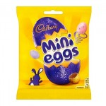 Cadbury Mini Eggs (UK) (80g Bag)