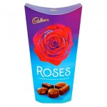 Cadbury Roses Carton - 290g (UK) (Best Before: 31.05.18) **REDUCED TO CLEAR**