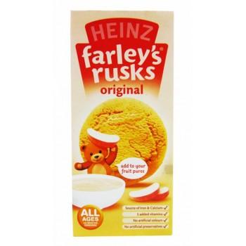 how to make farleys rusks