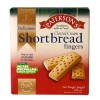 Patersons Clotted Cream Shortbread Fingers (300g) (Best Before: Jan-2018)