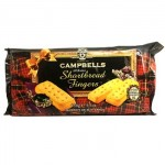Campbells Shortbread Fingers (150g Cello) (Best Before: 31.07.19)