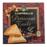 Campbells Petticoat Tails Shortbread (125g Box) (Best Before: 31.07.19)