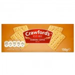 Crawfords Morning Coffee Biscuits (150g) (Best Before:  11.05.19) (REDUCED)