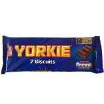 Nestle YORKIE BISCUITS (7 Pack) (171.5g) (Best Before: 03/2020) (5 Left)