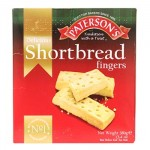 Patersons Shortbread Fingers (380g) (Best Before: 07/2019)