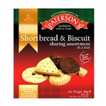 Patersons Shortbread & Biscuit Assortment (185g) (Best Before End: Jul-2018)