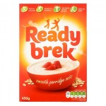 Ready Brek Cereal (450g) (Best Before: 19.06.19)