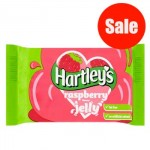 Hartleys RASPBERRY Jelly Tablet (135g) (Best Before End: 11/2019) (REDUCED)