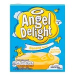 Angel Delight BANANA (59g) (Best Before End: 02/2019) (BUY 1 GET 1 FREE)