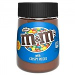 M&Ms Chocolate Spread with Crispy Pieces (350g) (Best Before: 16.01.19) **NEW**