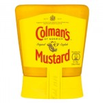 Colmans SQUEEZY English Mustard (150g) (Best Before: 07/2019)  (CLEARANCE - NOW $2)