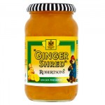 Robertsons GINGER SHRED Preserve - 454g (Best Before: 05/2022)