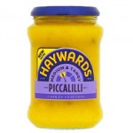 Haywards Piccalilli - Medium and Tangy (Price Marked) (400g) (Best Before: 04/2018)