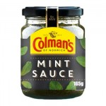 Colmans Mint Sauce - 165g Jar (BB: 08/2021)