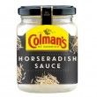 Colmans Horseradish Sauce (136g) (Best Before: 11/2018) **SPECIAL**