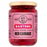 Bartons Pickled Red CABBAGE - 440g (BB: 18.02.22)