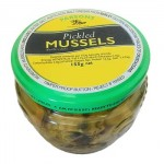 Parsons Pickled MUSSELS Jar (155g) (Best Before: 05/2020)